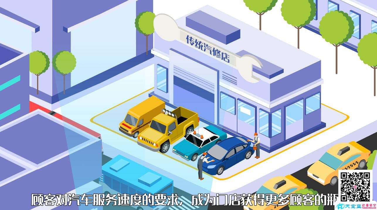 《惠养车》动画制作原画分镜头