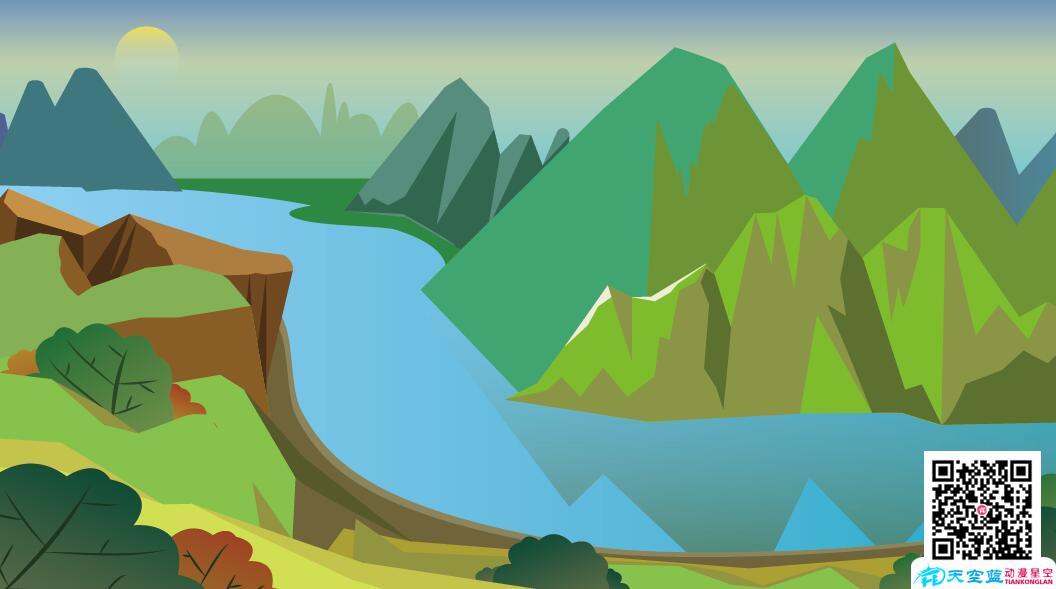 《神州谣》教学动画视频制作 公益动画制作 第5张