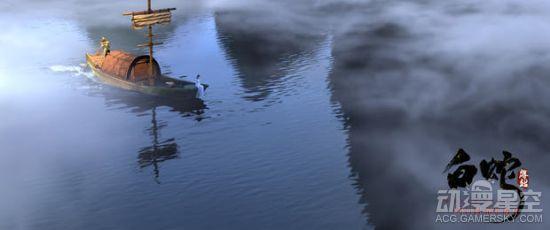 中美合拍动画《白蛇:缘起》片段曝光 再现绝美初恋