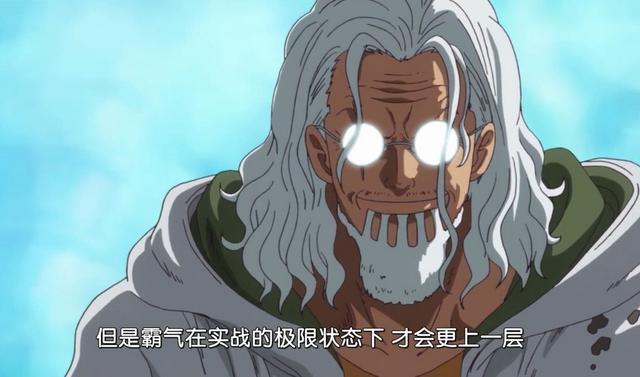 海贼王实力依旧强大的四个老年高手,最低也是大将水平!