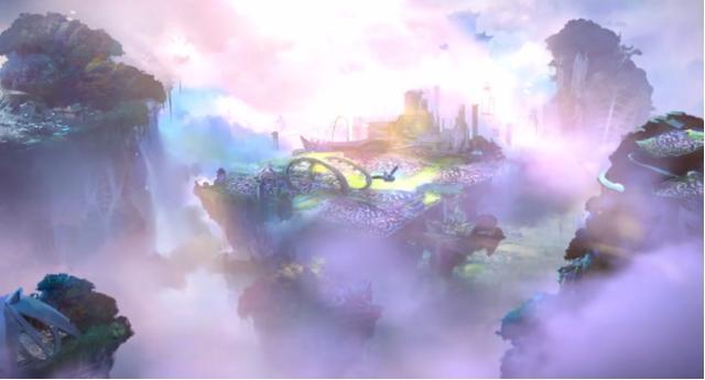 奇葩人设加上神奇世界观,《山河社稷图》这部动画太有意思了 动漫星空 第1张