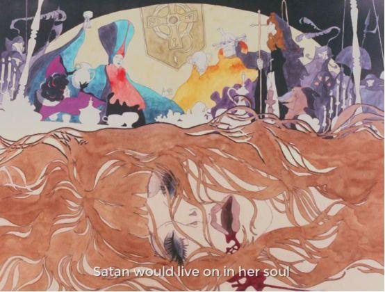魔幻、性欲、暴力……,这部成人动画大胆到突破你的想象 动漫星空 第12张