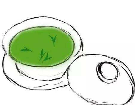 《瓶装水泡绿茶更有益健康》健康知识科普