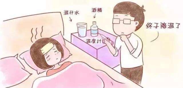《6个退烧小妙招》MG动画视频剧本创作