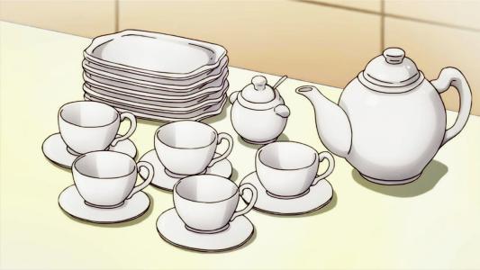 """冒个炮动画创作《""""三杯茶""""助你克服食滞困倦与烦闷》健康医疗知识科普"""