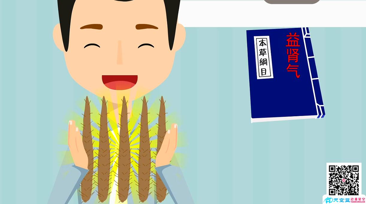 抖音动画短视频制作《养胃5天王》剧本
