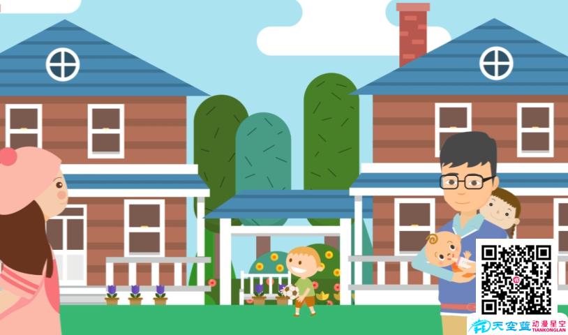 《我邻居是奶爸喜欢吃橘子》动画制作