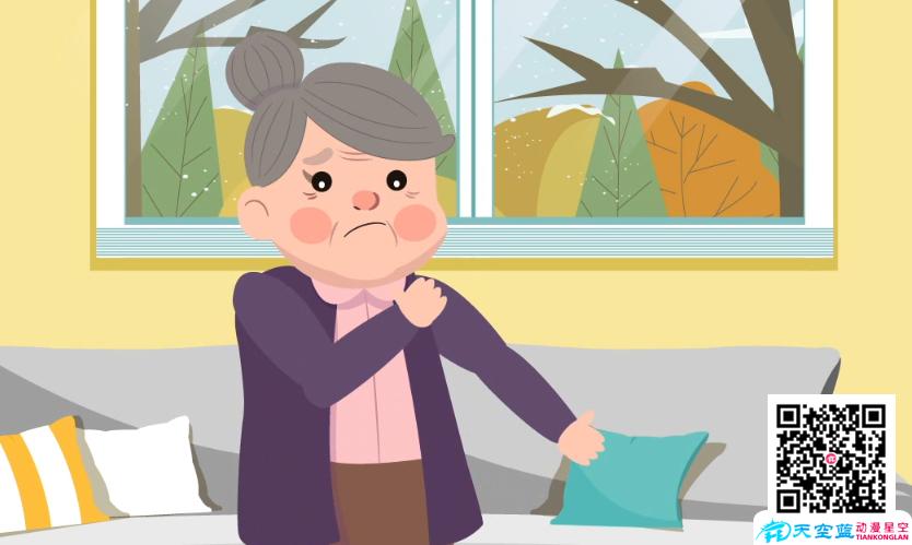 《老人返老返童》动画制作