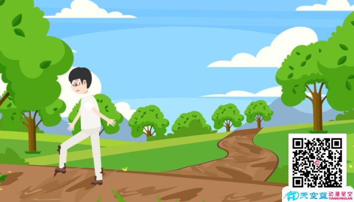 《土地都是烂的泥》动画制作
