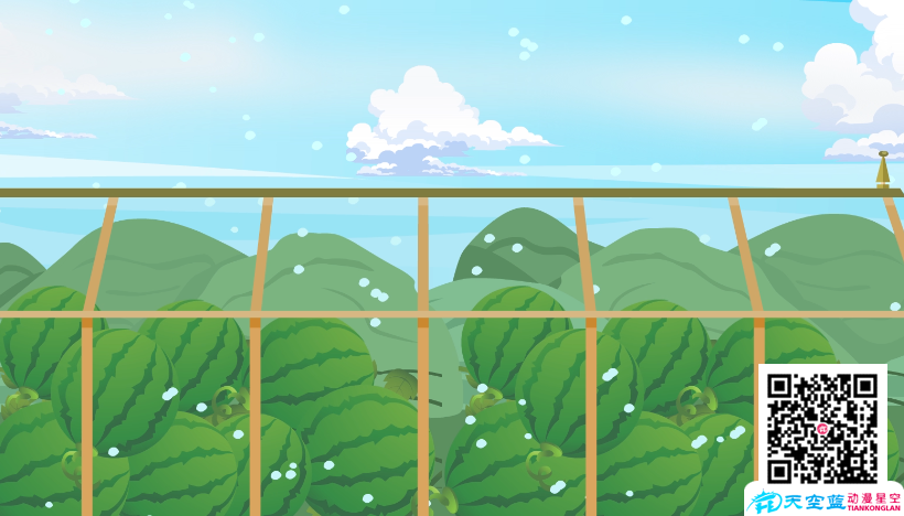 《我的野外种瓜园进展成温室种瓜园因为我怕瓜冷死》动画制作