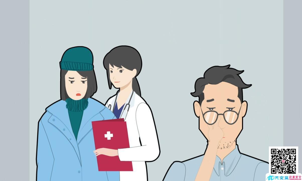 《抑郁症的报警信号》医院医疗MG动画制作
