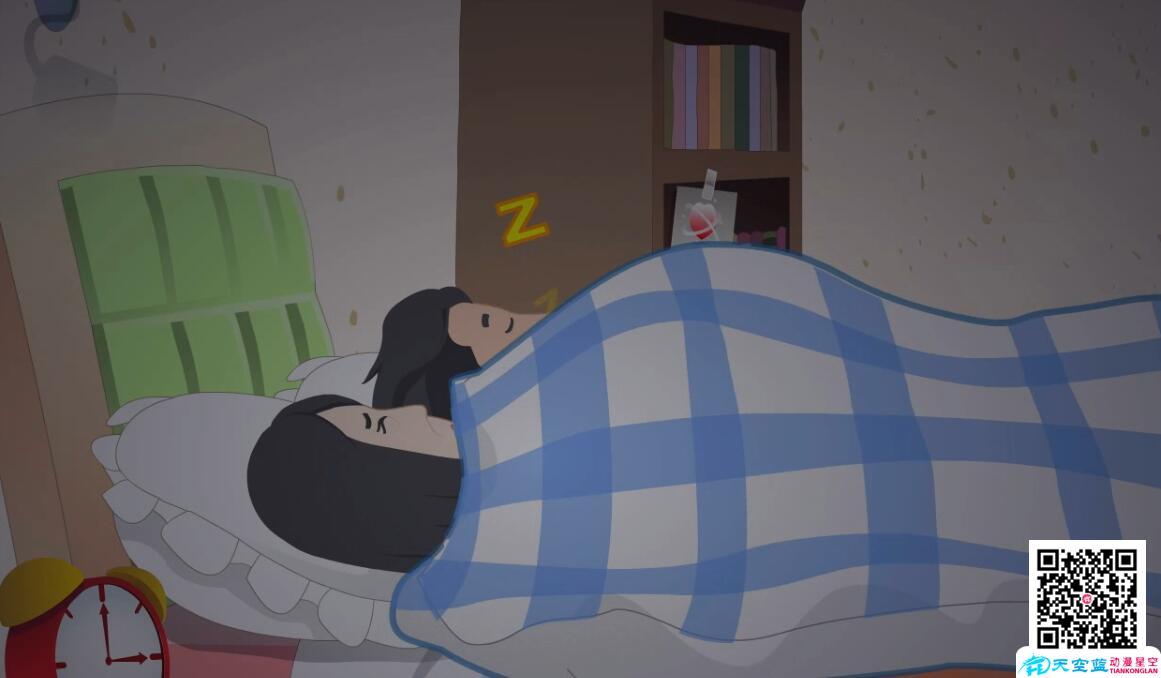 《抑郁症之睡眠障碍》医院医疗MG动画制作