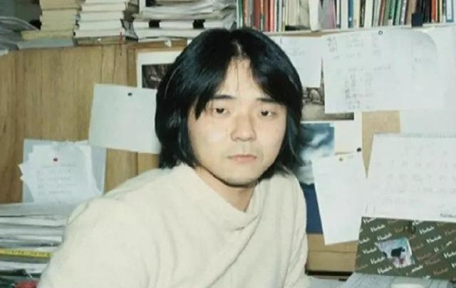 日本漫画展示宫崎骏庵野秀明年轻时候的样子 ,网友吐槽好帅啊