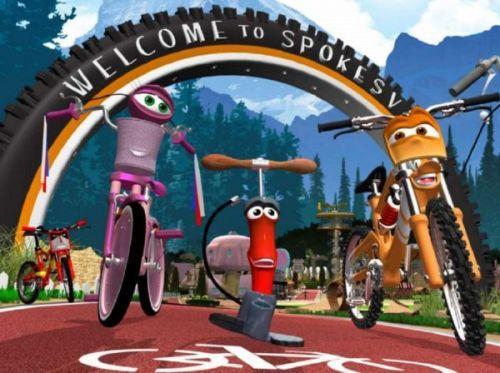 动画电影《自行车总动员》将在西班牙上映 动漫星空 第2张