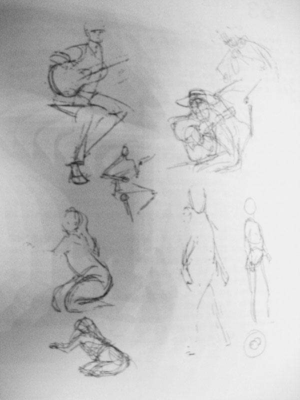 动画制作原画绘制的原则 动画制作学习 第2张