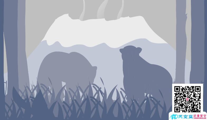 科普动画制作《南极为什么没有北极熊?》