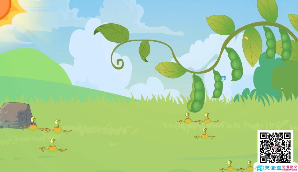 《植物妈妈有办法》动画制作