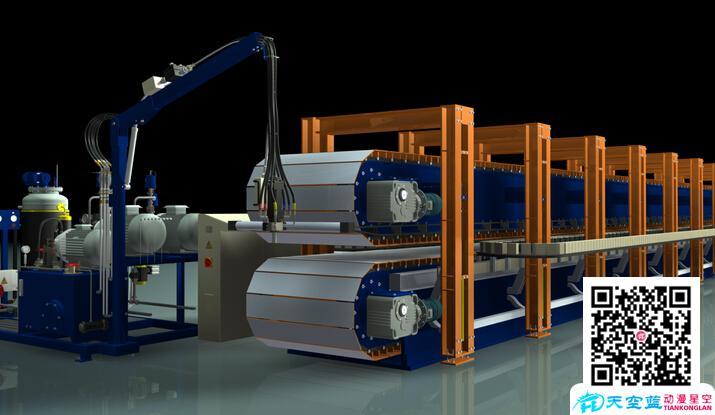 工业仿真三维动画在工程设计成果汇报展示中的优势