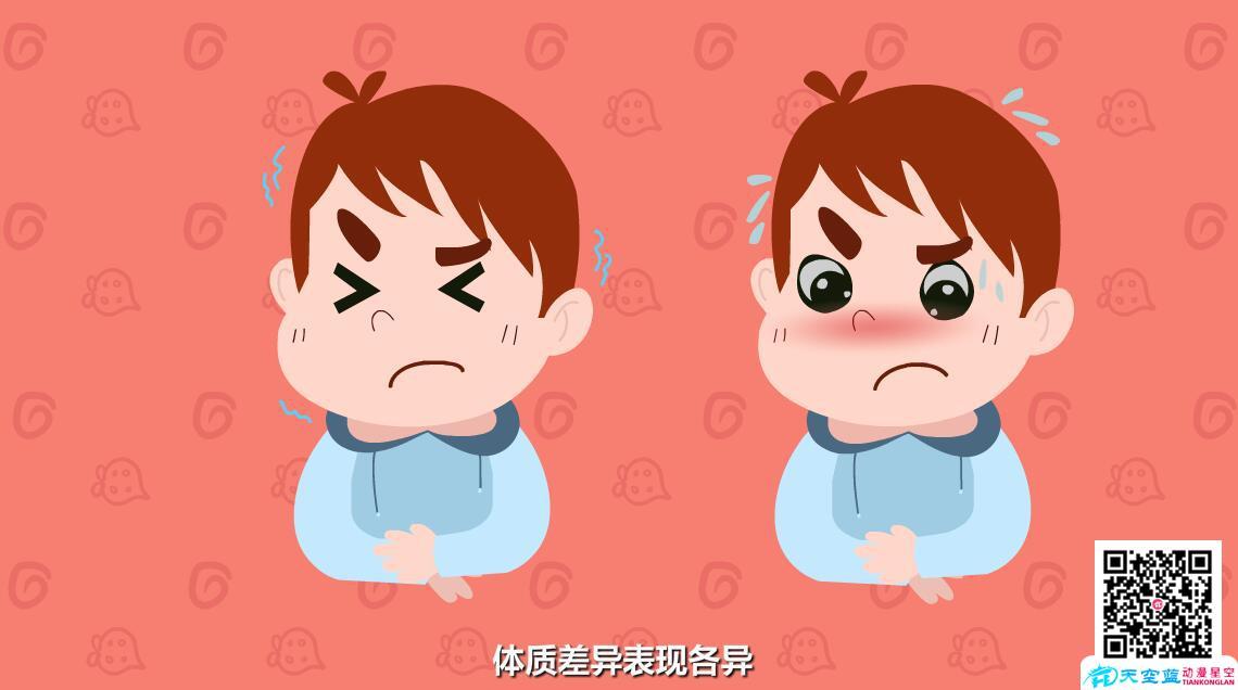 小儿感冒的症状有哪些?体质差异.jpg