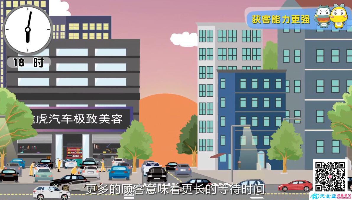《惠养车》企业MG动画广告宣传片制作传统门店对比.jpg