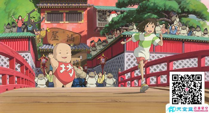 《千与千寻》18年后上映,八旬宫崎骏再造动漫王国吉卜力