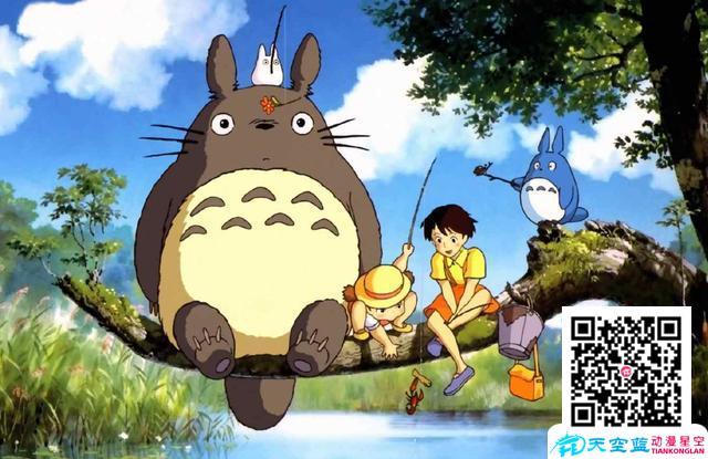 如果京都动画可以算领先业界十年,那宫崎骏至少领先业界二十年
