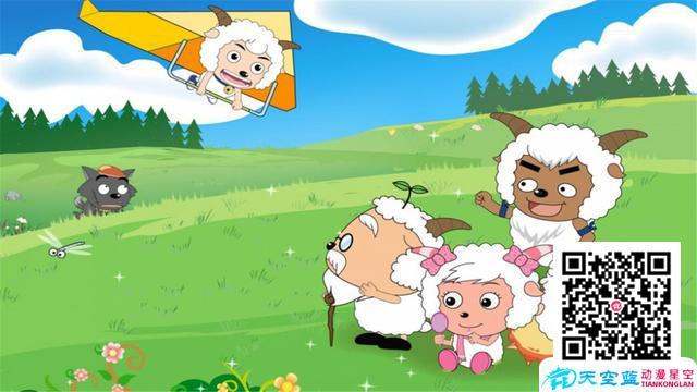 『动画』《喜羊羊与灰太狼》中人气最高的原来不是喜羊羊,而是不靠谱的他
