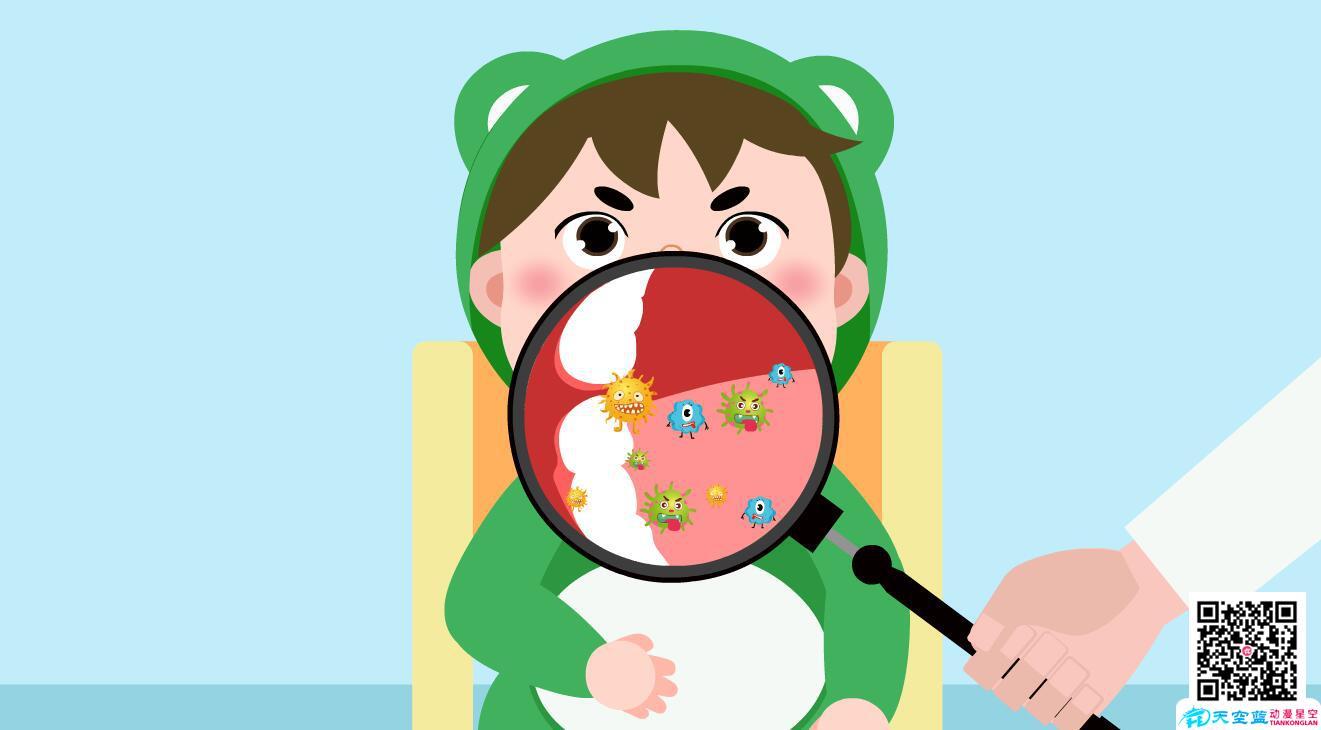 小儿蛀牙是怎么形成的口腔细菌.jpg