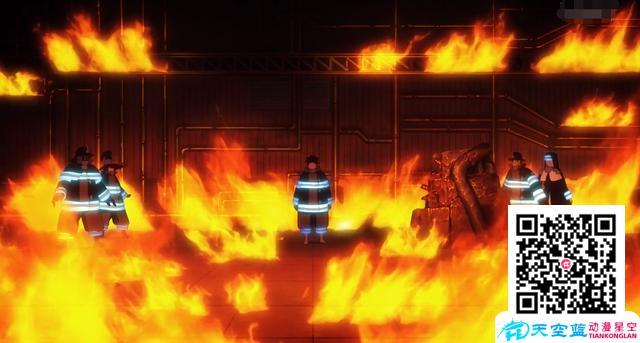 京阿尼火灾之后,这部动画《炎炎之消防队》宣布停播