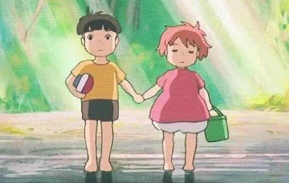 宫崎骏又一结业作定档,从《悬崖上的金鱼姬》悟得他对人生的情怀