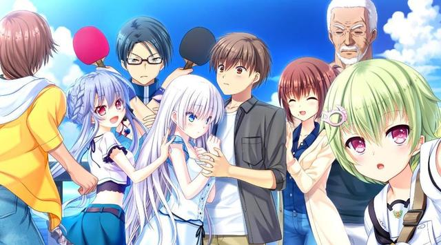 KEY社向京都动画捐款一千万日元,点亮世界的光玉送给京阿尼