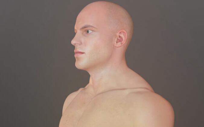 「动画制作」三维健康理论头发医学医疗动画视频制作
