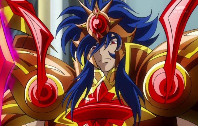 圣斗士:连主角开挂也无法击败的五位实力派角色 只能强行剧情杀