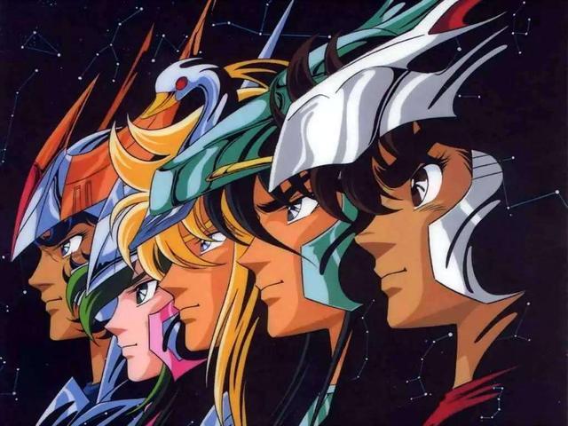 圣斗士:说说那些换过头盔的圣衣 天秤座最特别 多达三种头盔