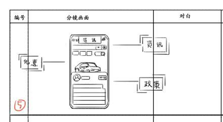 mg动画分镜「DS会员俱乐部」设计