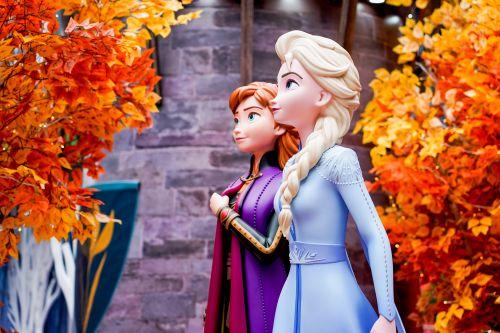 《冰雪奇缘2》主题展提前降临贵阳 一起感受奇幻的冰雪魔法