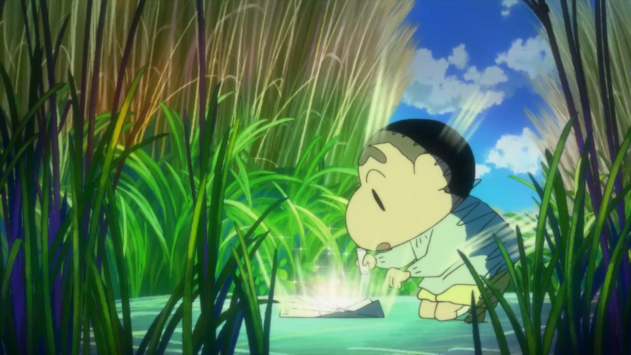 动画《蜡笔小新》最新剧场版预告 2020年4月24日上映