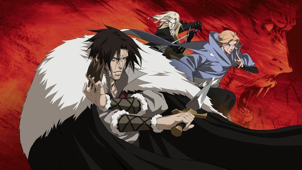 动画制作《恶魔城》第三季播放时间曝光 或于12月开播