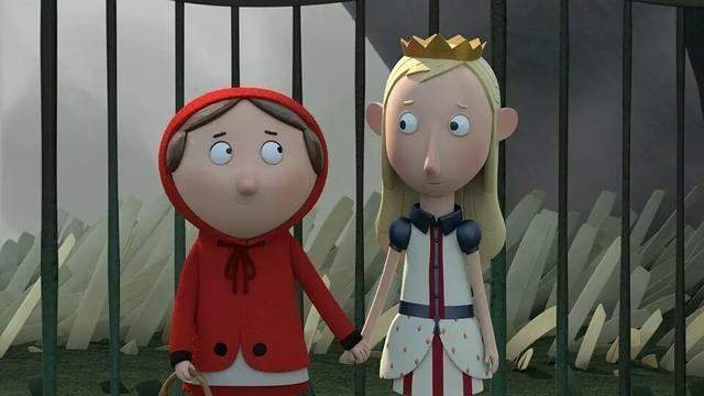 英式幽默童话动画片《反叛的童谣》剧情高能又搞笑