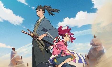 动画《天晴烂漫!》将于4月正式开播