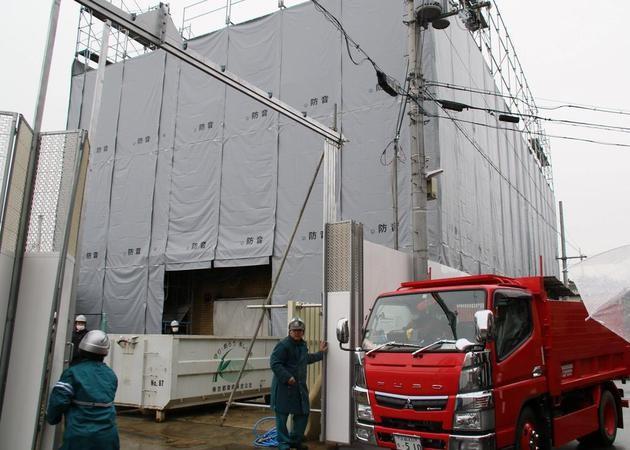 京都动画遇难办公室将拆除 解体工程于今日开始