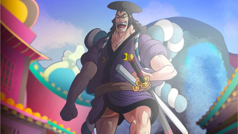 海贼王:御田会被凯多打败并杀害的原因找到了!都怪他太冲动