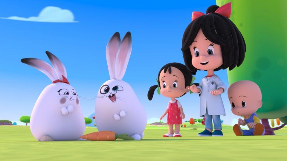 动画制作《克蕾欧与小酷》将在央视少儿新春档播出