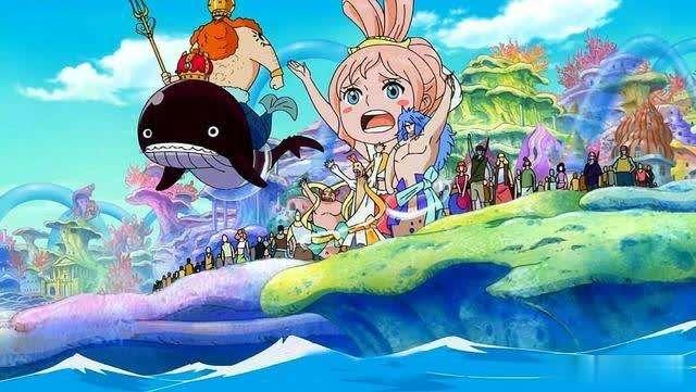 海贼王969话:距离完结更近一步,冥王出现四海归一,破坏鱼人岛