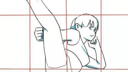 新手怎么画好人体?人体动态的画法详解