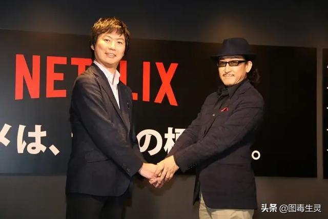 有钱就可以为所欲为-NETFLIX集结日本知名创作者为新动画做准备