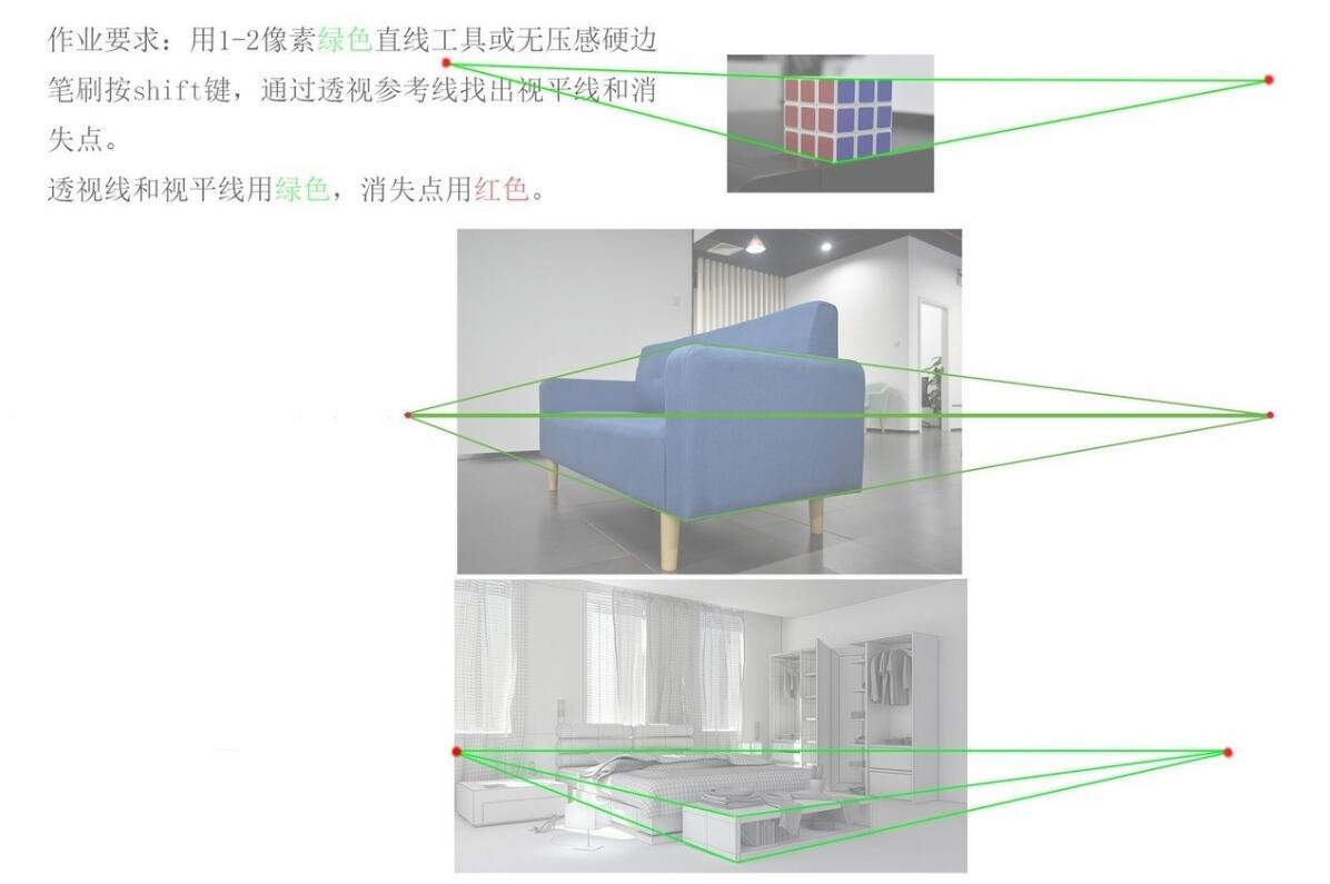 到底什么是透视?透视到底有多重要?一般绘画有几种透视?3.jpg