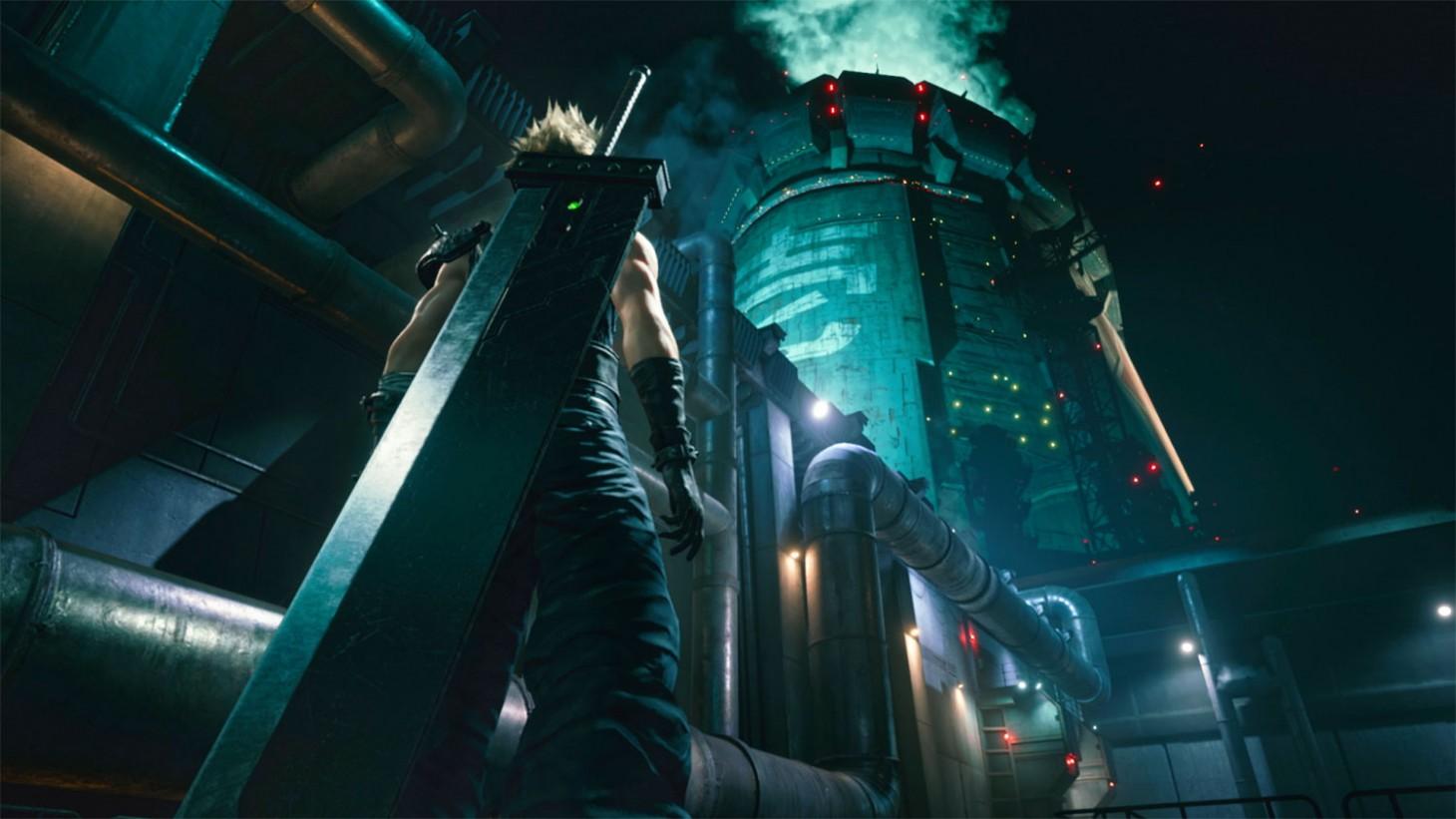 SE:《最终幻想7:重制版》数字版不会提前发售