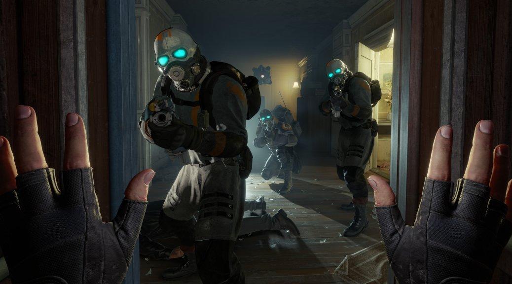 《半条命:Alyx》新MOD实现非VR全面键鼠操作