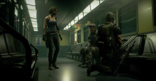 《生化危机》系列又要开始变成射击游戏了?